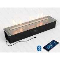 Lux Fire Автоматический биокамин Good Fire 1100 RC INOX